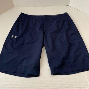 Men's UNDER ARMOUR Golf Shorts 38
